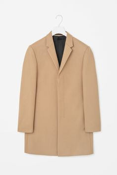 COS | Wool cashmere coat