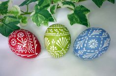 Polish Easter, Egg Decorating, Easter Eggs, Rocks, Ornaments, Spring, Drawings, Handmade, Homemade Beauty Products