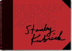 The Stanley Kubrick Archives  Alison Castle  Hardcover + CD, 41.1 x 30 cm, 544 pages
