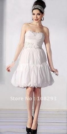 dress for maid of honor, but she will not do her hair/makeup like taht.