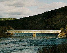 CORNISH-WINDSOR BRIDGE ~ Cornish, New Hampshire & Windsor, Vermont