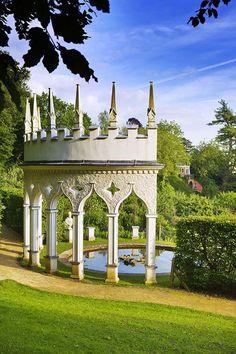Design styles: Rococo gardens - The English Garden