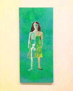 Jenny Watson's 2014 Touch my Skeleton at MCA, Sydney