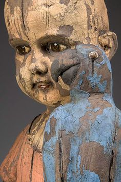 You must go to her website!  These pieces are so beautiful and expressive!!!  [Margaret Keelan • 2009 ceramic artist]
