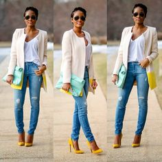 African Sweetheart: Style + Beauty