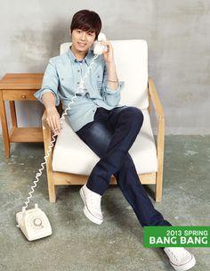 Kang Min Hyuk @ BangBang