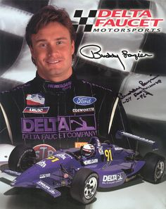 Indy Car - Buddy Lazier  - Love to bet on sports? Start here !!!