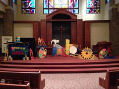 VBS in Nebraska! Welcome to WOW!  www.cokesburyvbs.com
