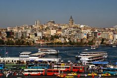 Istanbul,Turkey  beautiful place .   But for me it was like Mos Eisley.