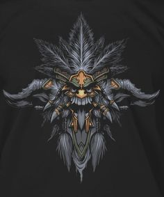 #DiabloIII Witch Doctor Class T-shirt by J!NX ($19.99-$21.99)