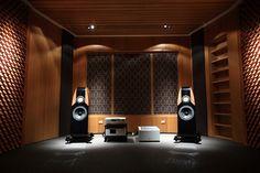 Nice audio room
