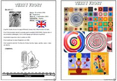 Terry Frost, arts visules, cycle 2, dixmois