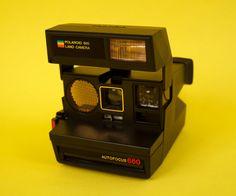#Vintage #Polaroid Land #Camera