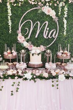 68 ideas baby shower girl cake pink dessert tables for 2019 68 Ideen Babyparty Mädchen Kuchen Rosa Desserts, Pink Desserts, Wedding Desserts, Gold Bridal Showers, Gold Baby Showers, Bridal Shower Pink, Ballerina Baby Showers, Tea Party Baby Shower, Floral Baby Shower