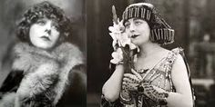 1916- Seena Owen was the first woman to wear 'Fake Eyelashes' They were made out of human hair woven through fine gauze by a local wig maker. D.W Griffiths made the first pair of eyelashes for this actress (Seena Owen)