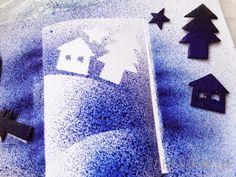 Zasněžené vánoce, a ne že ne.