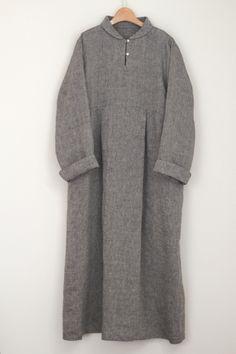Pattern/No.99 Standing Shawl Collar Dress/No.99 スタンドショールカラーのドレス型紙