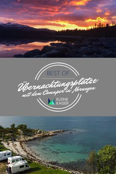 Norwegens beste Übernachtungsplätze mit dem Wohnmobil - Best of... unserer Nordlandtour.