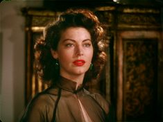 I really need to get on her level.  Ava Gardner in 'Pandora and the Flying Dutchman' (1951)