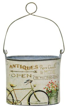 KP Creek Gifts - Antiques Open Can