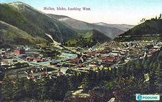 Mullan Idaho Born Raised In Left 1965