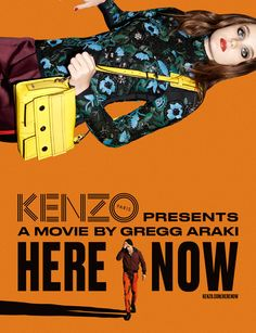 "Kenzo's ""Here Now"" Short Fashion Film 