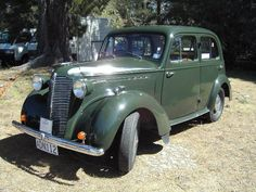 Vauxhall 12 1948