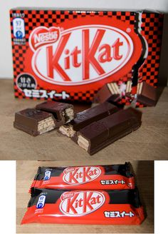 Japanese Kit Kat Flavors, Buttered Corn, Chocolates, Japanese Snacks, Recipes From Heaven, Chocolate Lovers, White Chocolate, Candy, Food Heaven