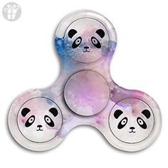 Cute Panda Premium Tri-Spinner Fidget Toy Stress Reducer Perfect For ADHD EDC ADD Anxiety Autism - Fidget spinner (*Amazon Partner-Link)