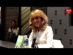 Suzanne Powell - Reinventa tu vida, empezando por la alimentación - Barcelona 08-11-14 AmateTV - YouTube