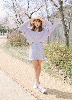 korea daily #stylenanda(MT) 2016 #GongSooah style