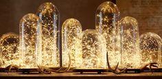 Glowing Starry String Lights | Restoration Hardware