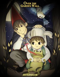 209 Best Over The Garden Wall Images