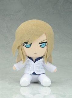 RARE Japan Uta no Prince-sama Figure Plush CAMUS Anime Cosplay