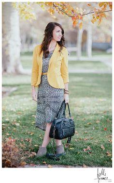 France Photography   Blog   Fashion Friday   Tribal Print #mustard #booties #tribalprint
