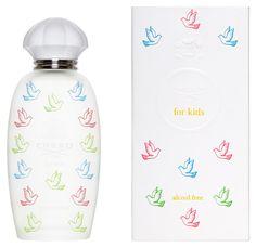 Parfum pour enfants Creed, famille royale d'Angleterre, Charlotte de Cambridge, bébé idée cadeau http://www.vogue.fr/beaute/buzz-du-jour/articles/brume-royale/26250