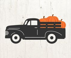 Scary Pumpkin, Pumpkin Signs, Pumpkin Pumpkin, Wood Background, Fall Crafts, Thanksgiving Crafts, Old Trucks, Monogram Letters, Embroidery Files