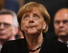 Angela Merkel has served as German Chancellor since 2005 and Leader of the Christian Democratic Union since 2000. We take a look at her political career in pictures.