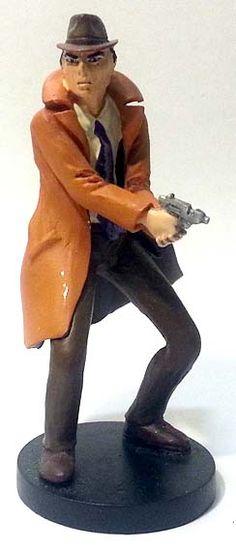 """Il Commissario Spada, numero 60 della """"Fumetti 3D Collection"""" (2011) #Miniatures #Figures #Fumetti3D #IlGiornalino"""