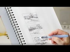The Mind of Watercolor with Steve Mitchell - Lesson 1 - Landscape Part 1 -