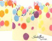 Bubble Luscious Handmade Artisan Soap-Vegan Soap-Cold Process Soap- Gourmet Soap