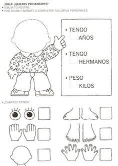 Resultado de imagen para cuerpo humano y matematicas para niños
