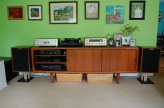 Let's see your unique Stereo Cabinets and Entertainment Centers! - Page 8 - AudioKarma.org Home Audio Stereo Discussion Forums