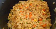 Adapted: Life as a Lofthouse   I love fried rice. Sometimes the combo fried rice is the only thing I will get when we head to our local C...