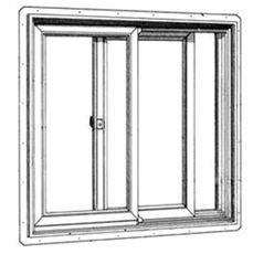 Andersen Gliding Parts Window Door Replacement Cleaner Screens Canvases