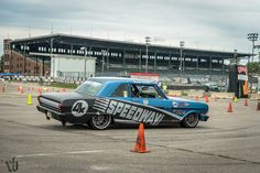 2016 #GGHeartlandNationals Coverage Sponsored by Speedway Motors - See more photos here: