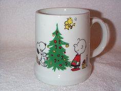 Peanuts mug 1