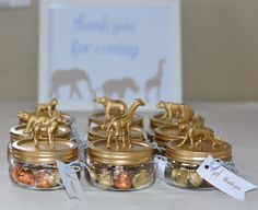 We Heart Parties: Safari Baby Shower