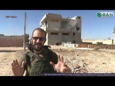 Guerra na Síria - Nas linhas de frente com a Liwa al-Quds - 27.10.2016