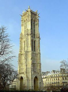 Torre Saint Jacques